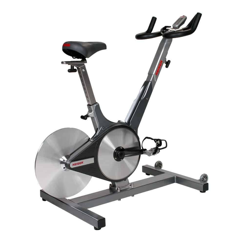 spinningfiets keiser m3 fitnessking bekeiser m3 spinningfiets