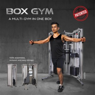 DC Athletics Ultimate Bronx Box Gym