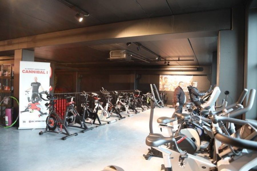 Fitness shop Fitnessking
