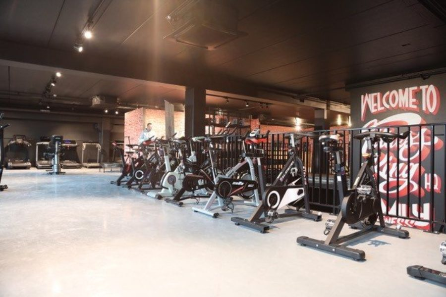 Fitness winkel Fitnessking